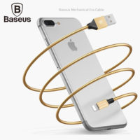 Кабель Baseus Metal Fabricating Lightning Cable 2.0A Gold (1m)