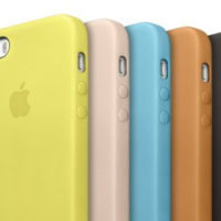 Silicone Case iPhone 5/SE