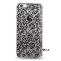Чехол BUSTYLE Case for iPhone 6 Вуаль розы