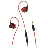 Наушники Baseus Encok H05 wiht 3,5mm Red