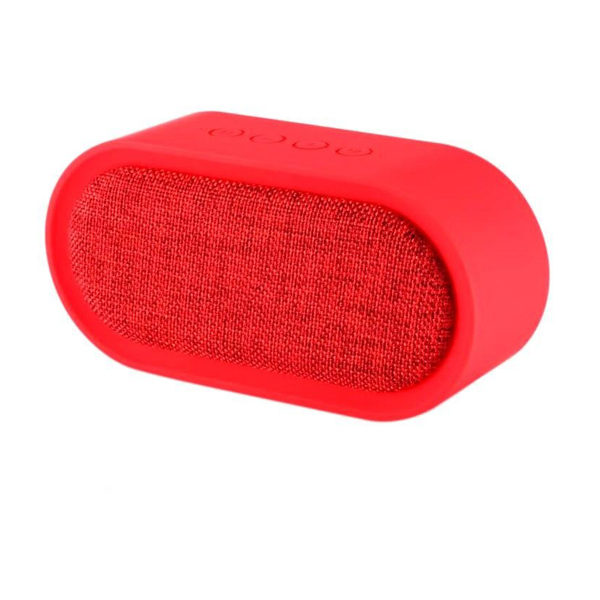 Bluetooth Speaker Remax (OR) RB-M11 Red