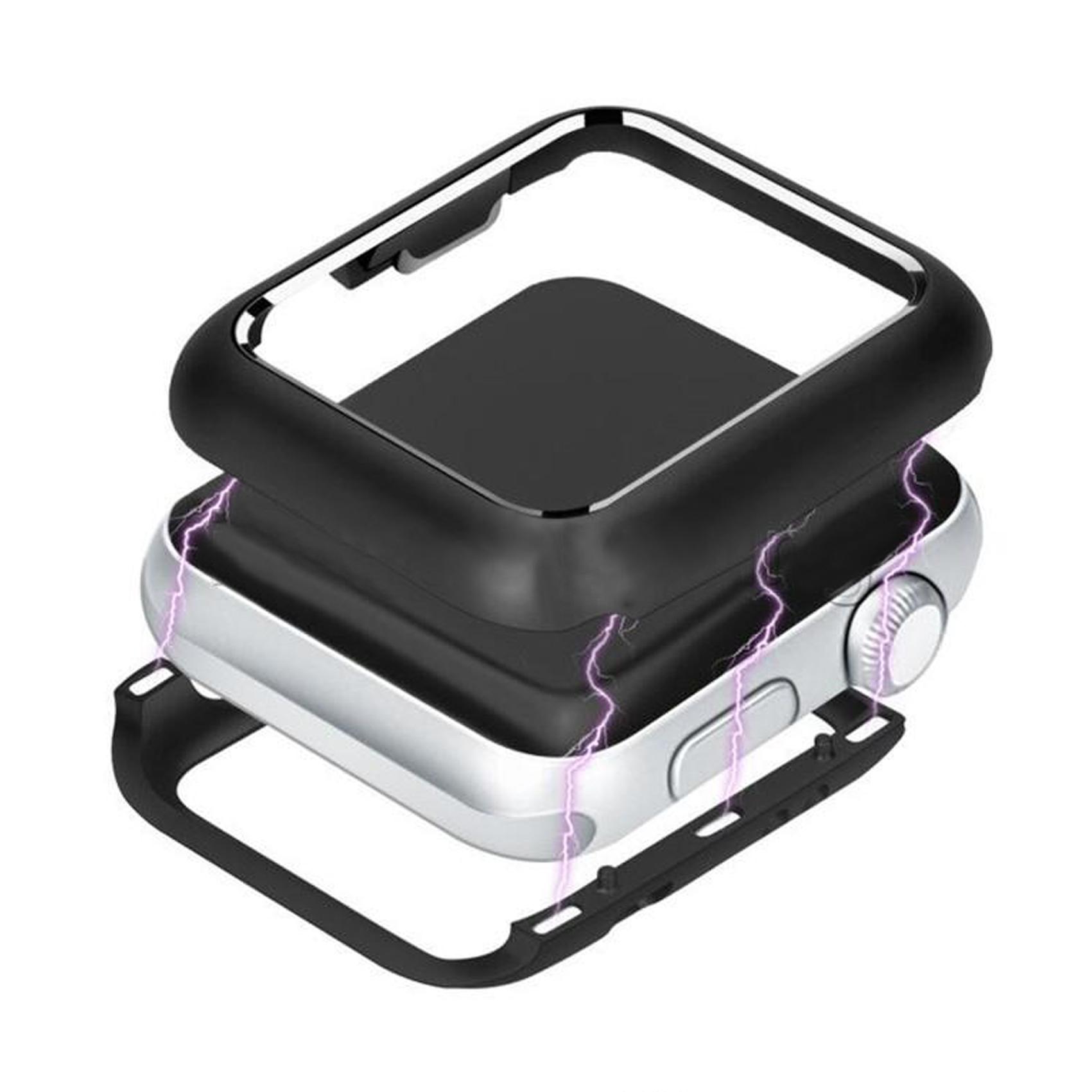 Чехол Apple Watch 44mm Magnetic Case Black