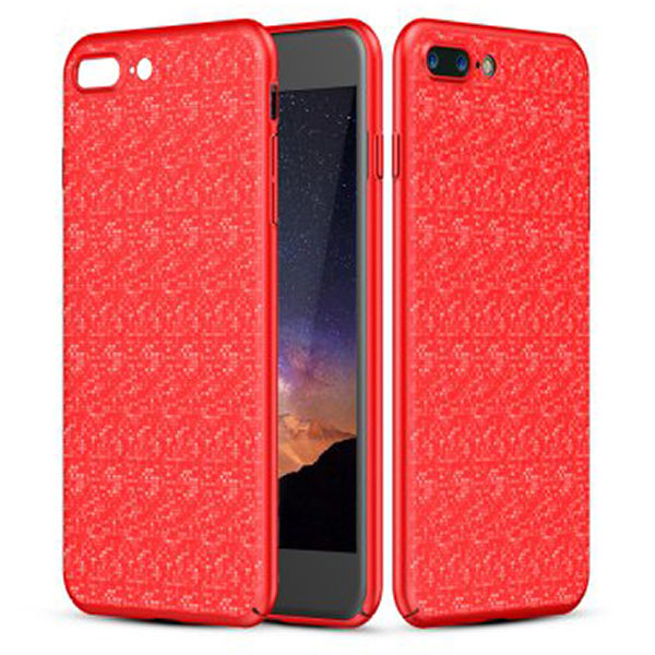 Чехол Baseus Plaid Case iPhone 7/8 Red