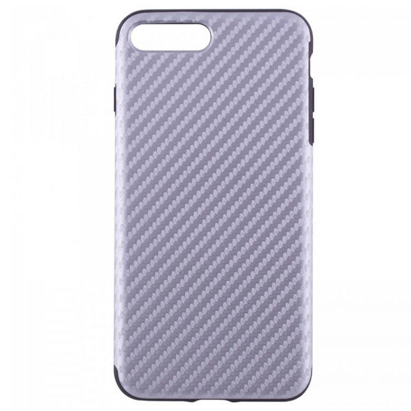 Чехол ROCK Origin Series Case (Textured) Silver iPhone 7