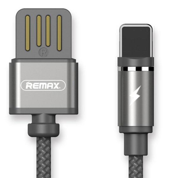 Кабель магнитный Remax Gravity 095i Lightning 1A/1m. Black