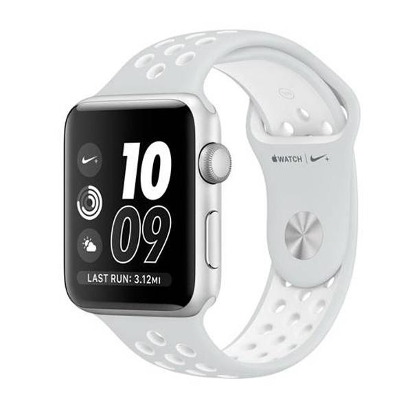 Apple Watch Series 2 Nike+ 42mm Silver Aluminum