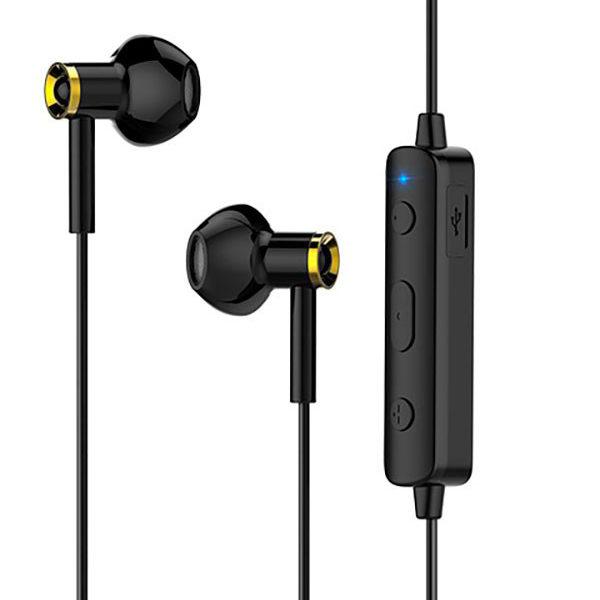 Наушники HOCO ES21 Wonderful Sports Bluetooth Black