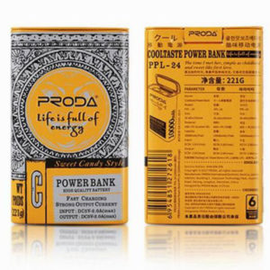 Power Bank Proda Cool PPL-24 10 000 mAh Orange