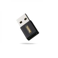 USB переходник REMAX USB to Type-C Joymove RA-USB3 Black