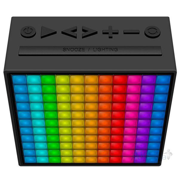 Колонка Многофункциональная Divoom TimeBox Black