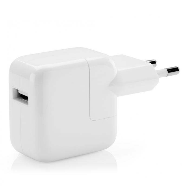 Зарядное устройство Apple USB Power Adapter (Euro) for iPad 2.1A (MD836)