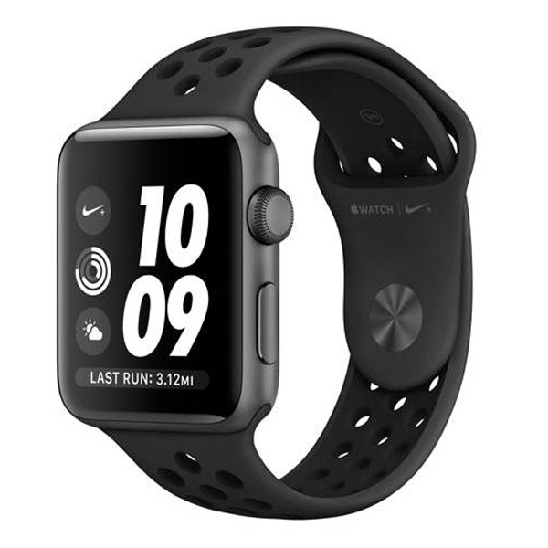 Appe Watch Series 2 Nike+ 38mm Space Gray