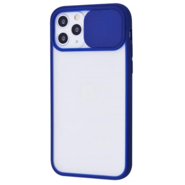 Чехол Camera Protect Matte PC+ TPU Case iPhone 11