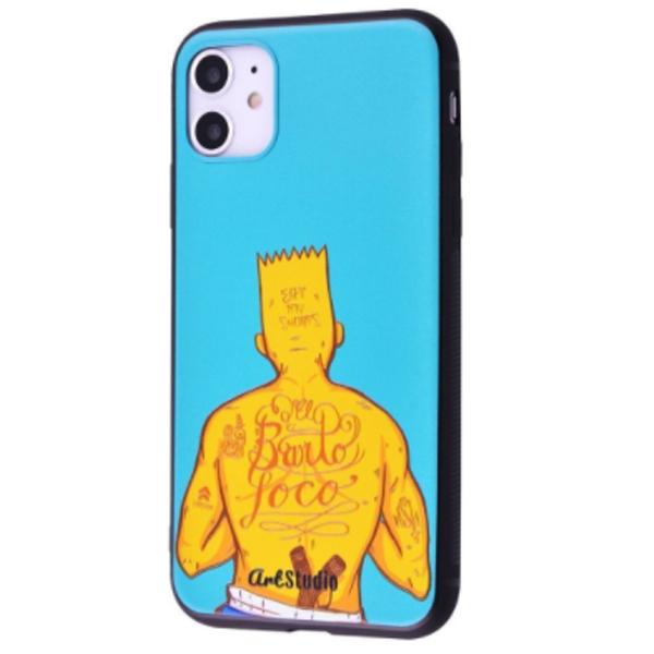 Чехол ArtStudio TPU Case Boys Mood Series iPhone 11