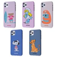 Чехол ArtStudio TPU Case My Little Friends Series iPhone 11