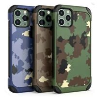 Чехол Camouflage Case TPU iPhone 11
