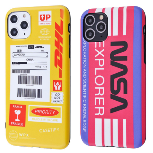 Чехол TPU IMD Case Young Style iPhone 11 Pro Max