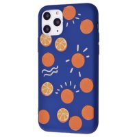 Чехол TPU Liquid Silicone Cover iPhone 11