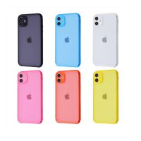Clear Case Camera Protection iPhone 11