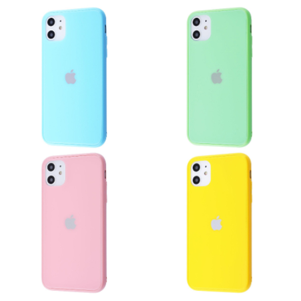 Чехол Glass iPhone Case New iPhone 11