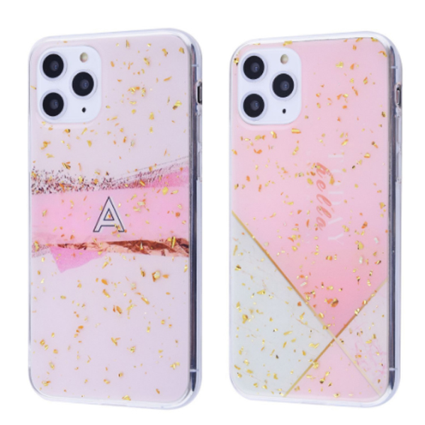 Чехол Marble Confetti TPU Case iPhone 11