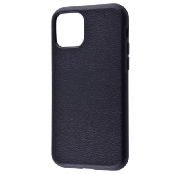 Накладка под кожу Grainy Leather iPhone 11