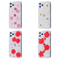 Чехол Nature Flowers TPU Silicone Case iPhone 11