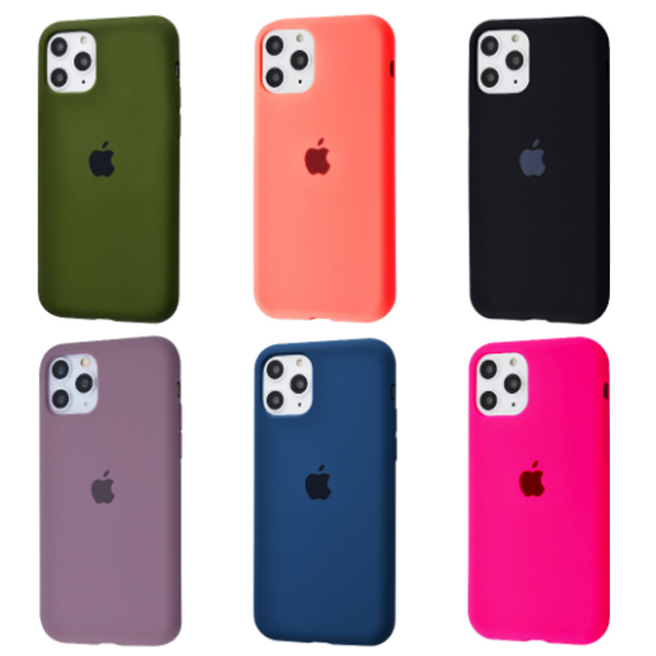 Чехол Silicone Case Full Cover iPhone 11 Pro