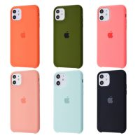 Чехол Silicone Case High Copy iPhone 11