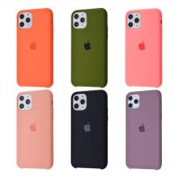 Чехол Silicone Case High Copy iPhone 11 Pro Max