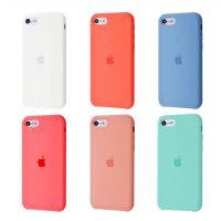 Чехол Silicone Case High Copy iPhone 7 8 SE 2