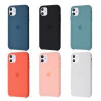 Чехол Silicone Case iPhone 11