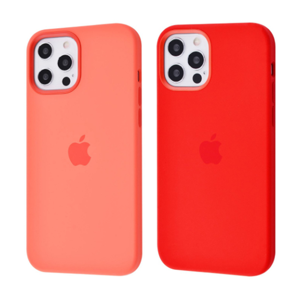 Чехол Silicone Case iPhone 12 Pro Max