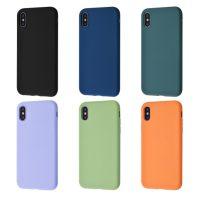 Чехол WAVE Colorful Case (TPU) iPhone X Xs