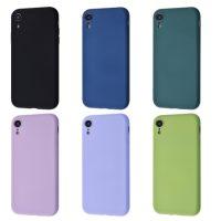 ЧехолWAVE Colorful Case (TPU) iPhone Xr