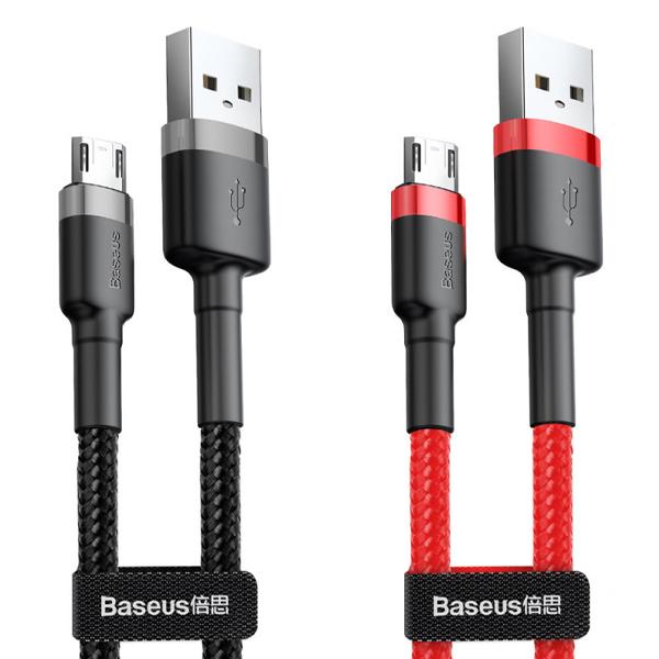 Baseus Cable Cafule Micro USB 2.4A 1m