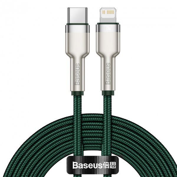 Baseus Cafule Metal Type-C USB Cable 40W (1m)